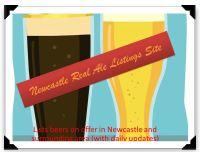 Newcastle Real Ale Listings